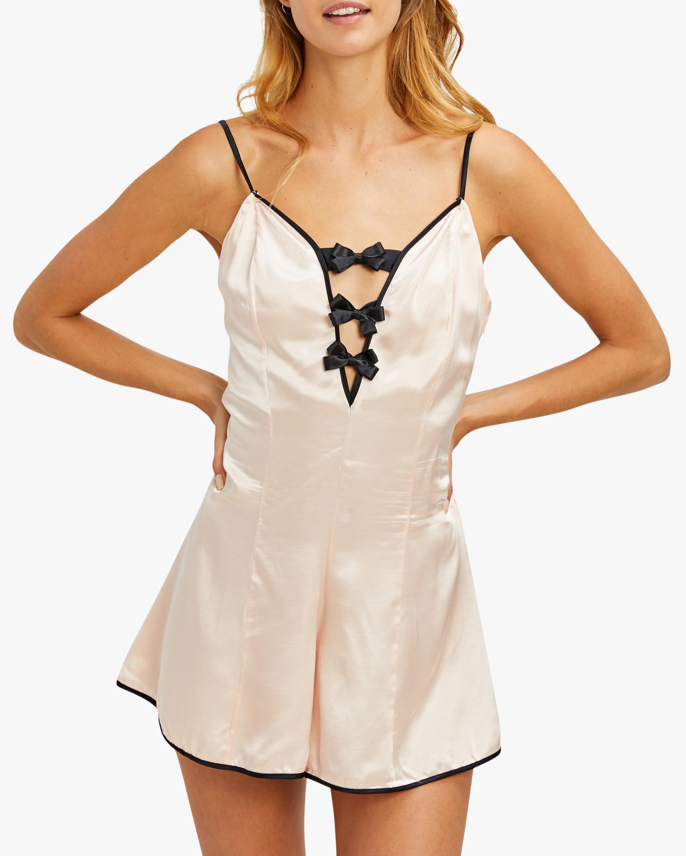 Morgan Lane Tilly Pajama Romper 1