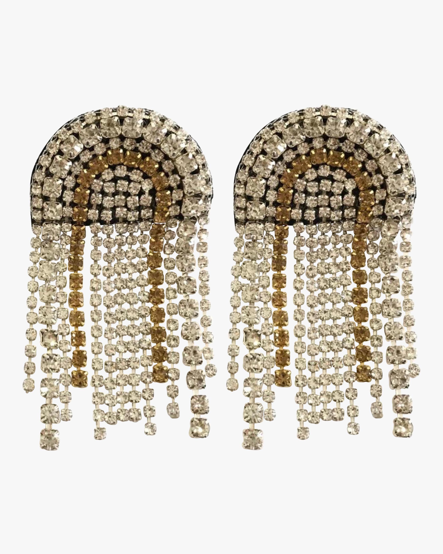 MÄHA & MORENA Crystal Rain Earrings 1
