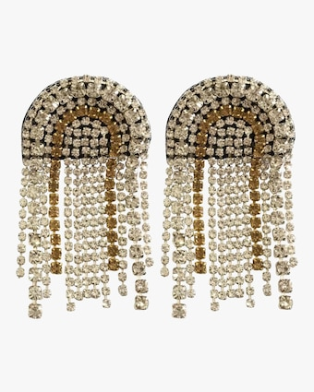 Crystal Rain Earrings