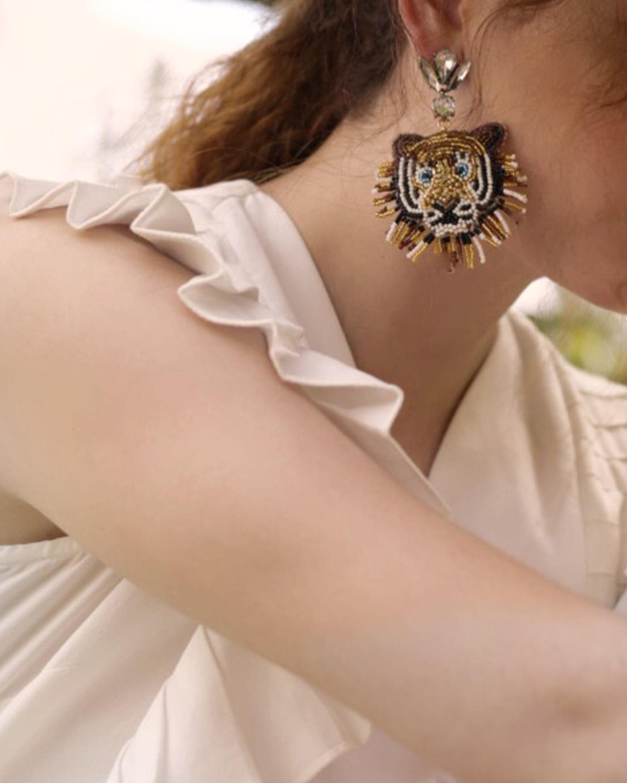 MÄHA & MORENA Mariafelina Earrings 1
