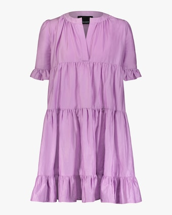 Cynthia Rowley Kaia Tiered Mini Dress 1