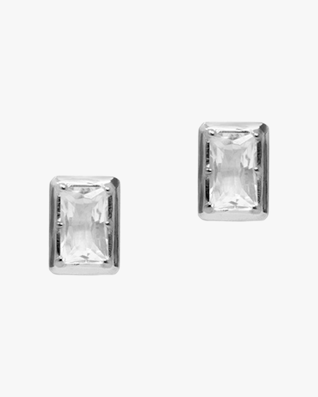 Anzie Classique Melia Carré Stud Earrings 2