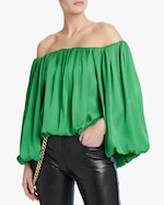 Hellessy Valerie Off-Shoulder Top 3