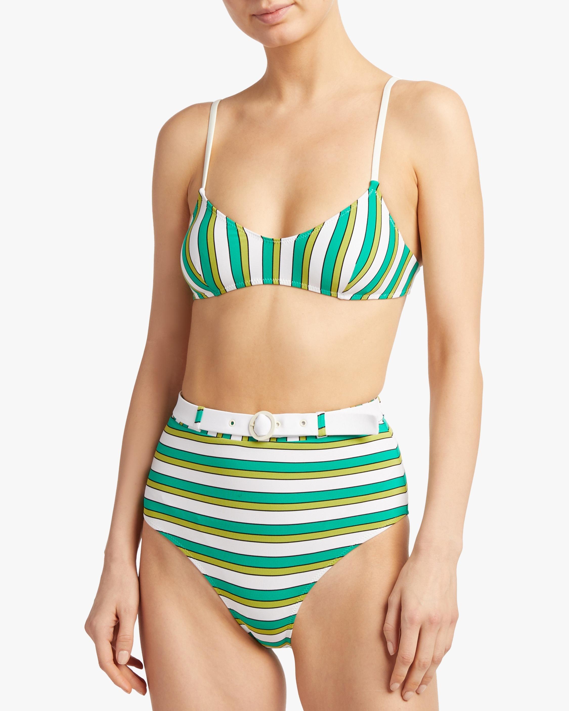 Solid & Striped The Cora Bikini Top 3