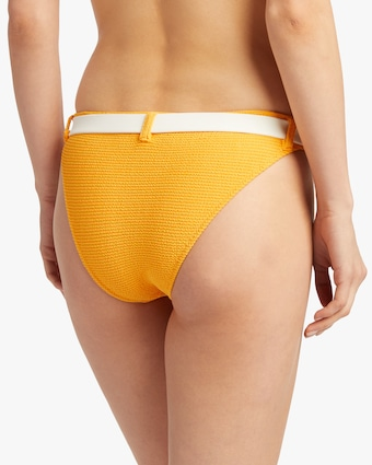 The Rachel Belted Bikini Bottom