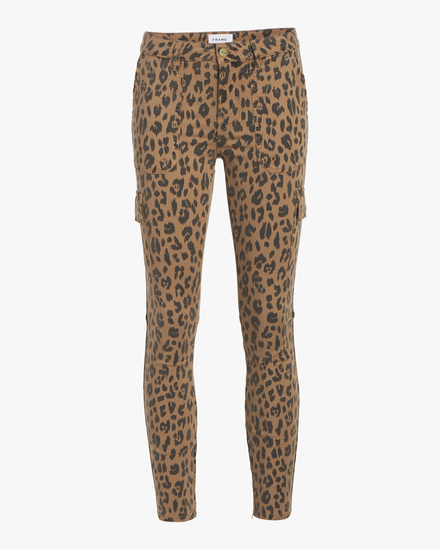 Cargo Skinny Pants