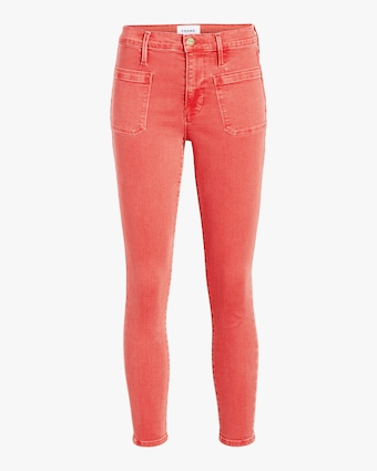 Le Bardot Cropped Pants