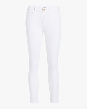 Le Skinny Cropped Jeans