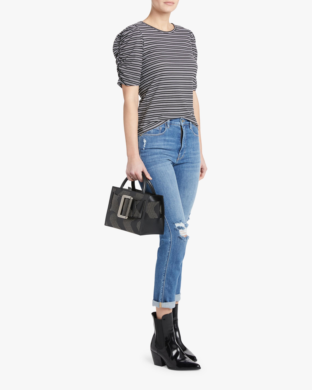 Frame Le Sylvie Slender Straight Jeans 1