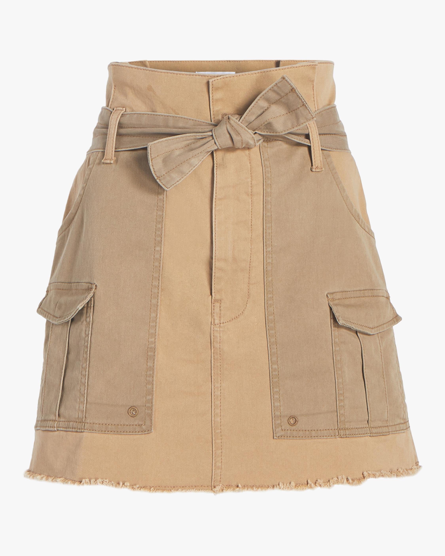 Frame Paperbag Skirt 0