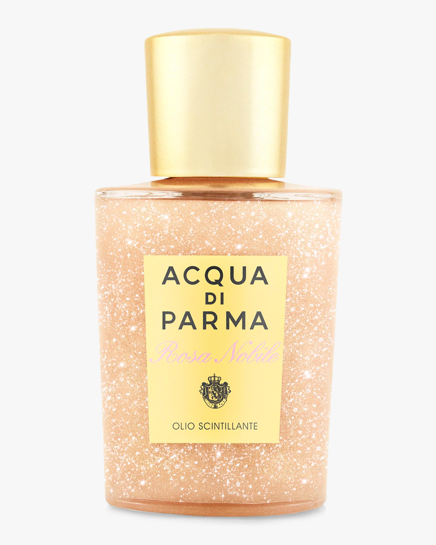Acqua di Parma Rosa Nobile Shimmering Oil 100ml 1