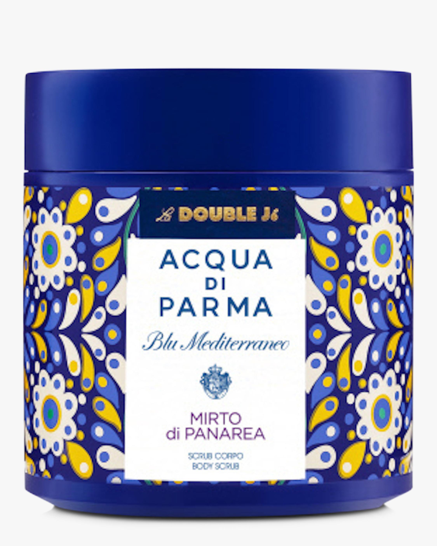 Acqua di Parma LDJ x Blu Mediterraneo Mirto Di Panarea Body Scrub 200 ml 0