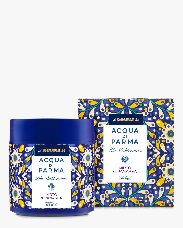 Acqua di Parma LDJ x Blu Mediterraneo Mirto Di Panarea Body Scrub 200 ml 3