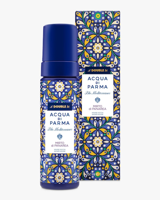 Acqua di Parma LDJ x Blu Mediterraneo Mirto Di Panarea Shower Mousse 150 ml 1