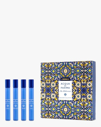 Acqua di Parma LDJ x Blu Mediterraneo Discover Roll on Set 4x10 ml 2