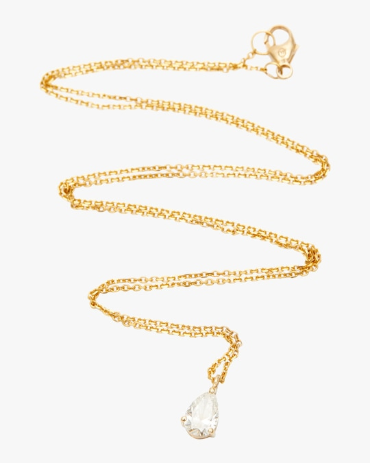 Yi Collection Diamond Whispers Necklace 0