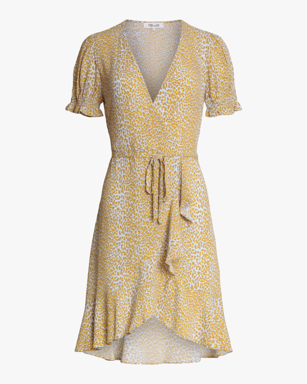 Diane von Furstenberg Emilia Wrap Dress 0