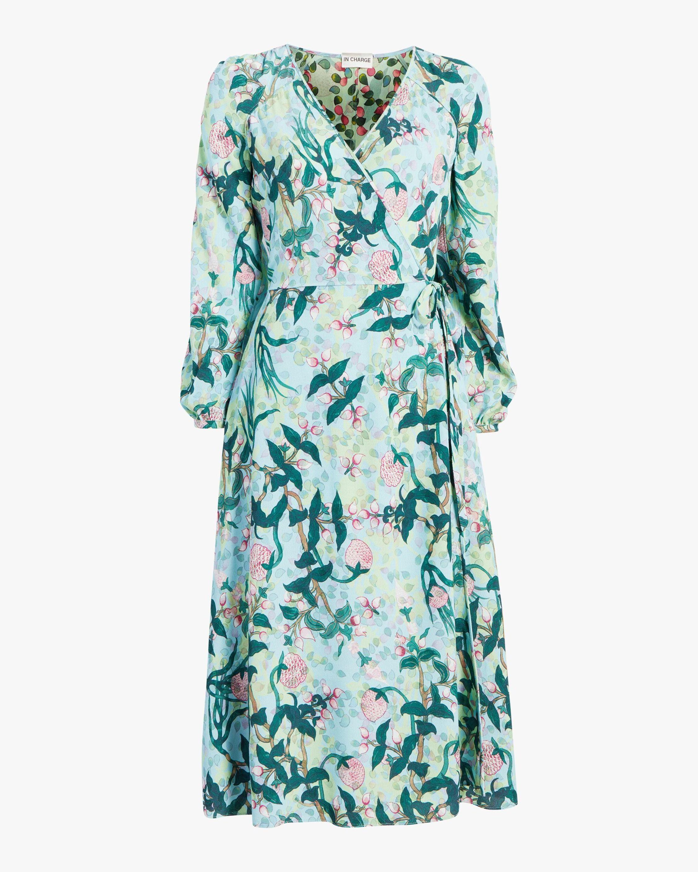 Diane von Furstenberg Evelyn Midi Dress 1