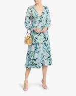 Diane von Furstenberg Evelyn Midi Dress 1