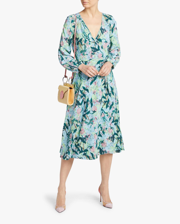 Diane von Furstenberg Evelyn Midi Dress 2