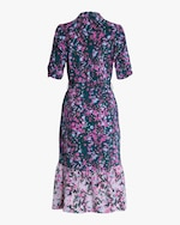 Diane von Furstenberg Sparrow Midi Dress 1