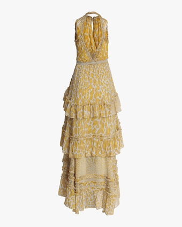 Diane von Furstenberg Carissa High-Low Dress 2