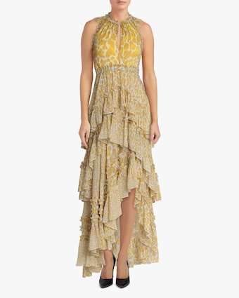 Diane von Furstenberg Carissa High-Low Dress 2