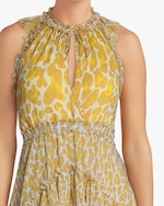 Diane von Furstenberg Carissa High-Low Dress 3