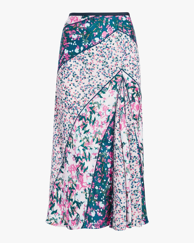 Diane von Furstenberg Mariel Midi Skirt 1