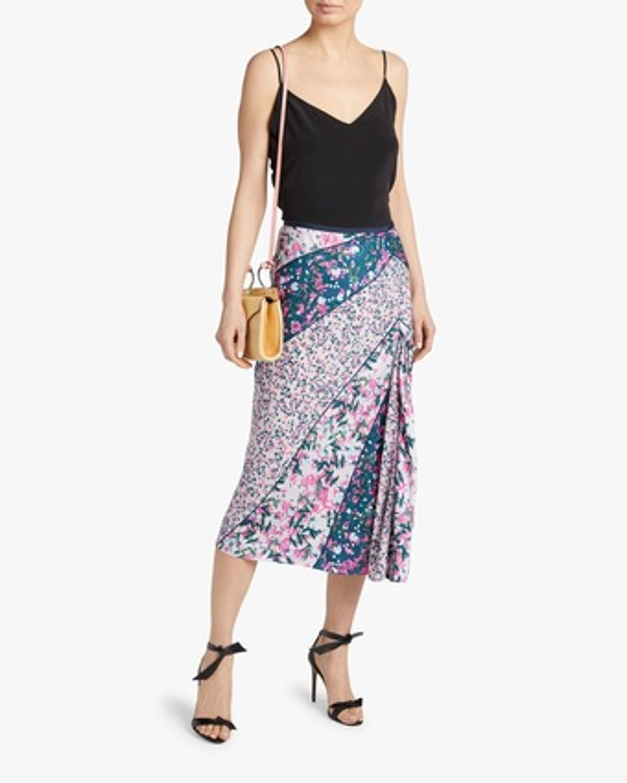 Diane von Furstenberg Mariel Midi Skirt 2