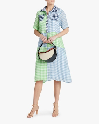 Autumn Adeigbo Carrie Shirt Dress 2