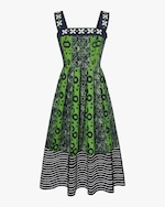 Autumn Adeigbo Chloe A-Line Dress 0