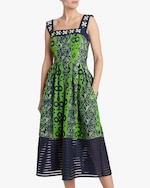 Autumn Adeigbo Chloe A-Line Dress 2