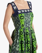 Autumn Adeigbo Chloe A-Line Dress 4