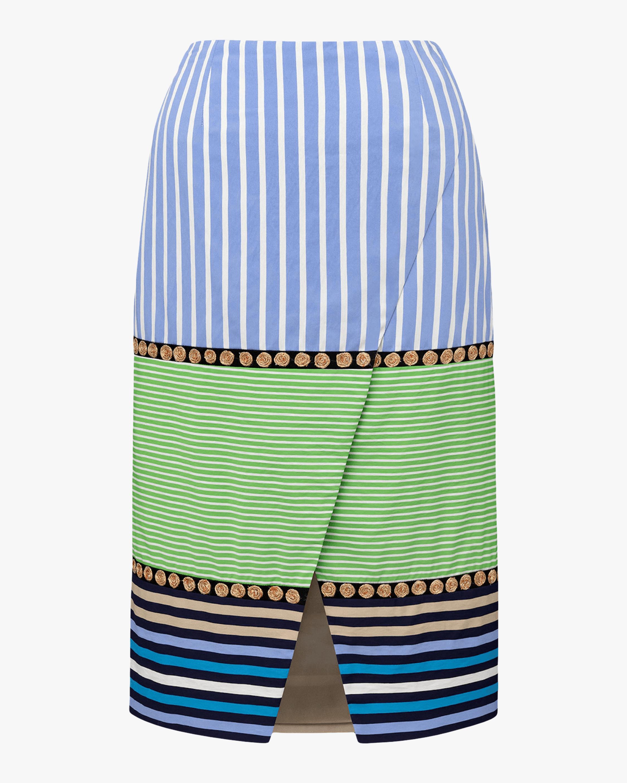 Autumn Adeigbo Colette Skirt 0
