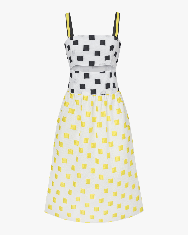 Halle Midi Dress