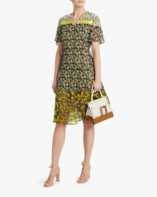 Autumn Adeigbo Heidi Printed Dress 2