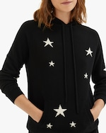 Chinti and Parker Star Hoodie 0