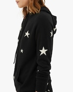 Chinti and Parker Star Hoodie 1