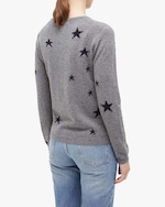 Chinti and Parker Star Cashmere Sweater 2