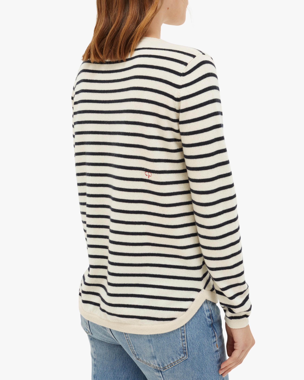 Breton Heart Sweater