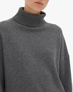 Chinti and Parker Cashmere Rollneck Sweater 3