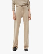Chinti and Parker Essentials Wide-Leg Pants 0