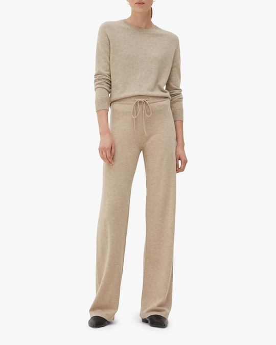 Chinti and Parker Essentials Wide-Leg Pants 1