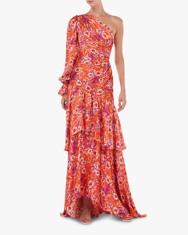 Amur Israella One-Shoulder Dress 1