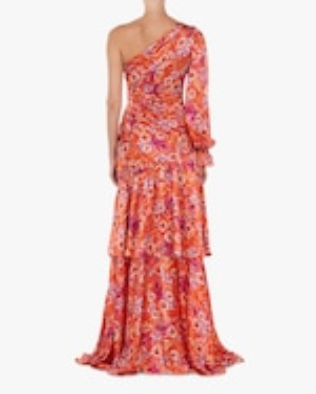 Amur Israella One-Shoulder Dress 2