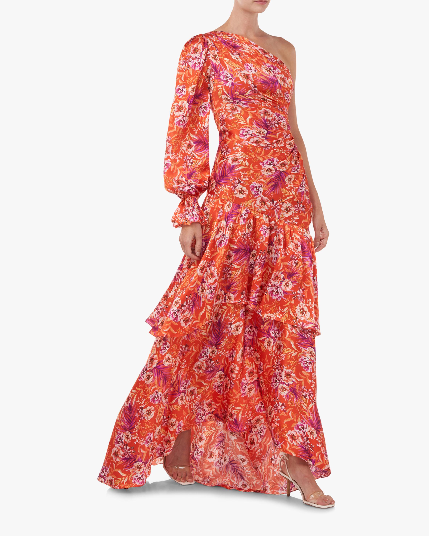 Amur Israella One-Shoulder Dress 3