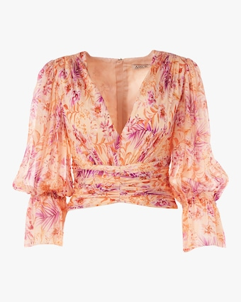 Gitana V Neck Top