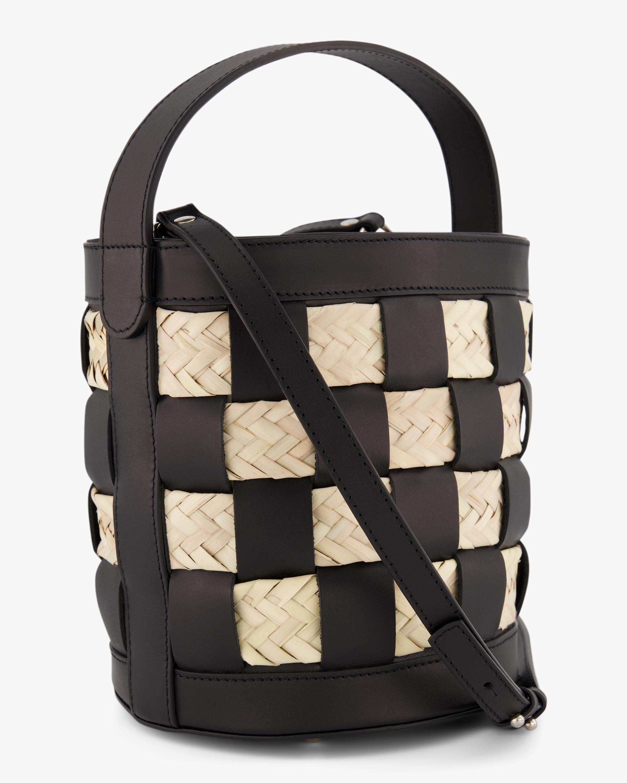 Galleda Leather Bucket Bag