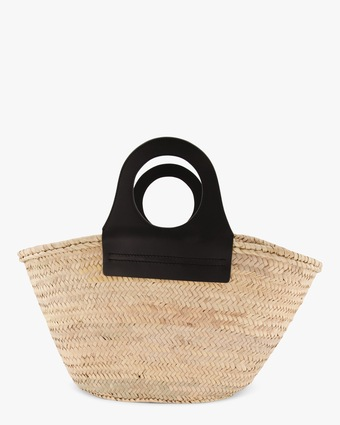 Cabas Large Straw Tote